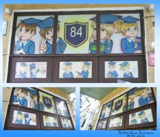 Decoration For School by Kidomo