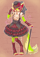 Lolita commission on FA4 by swdd-cat