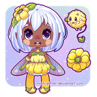 Buttercup Fairy by Miss-Glitter