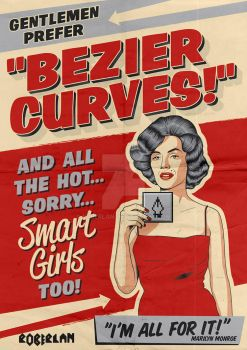 Bezier Curves by roberlan