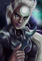 Diana - League of Legends by joacoful