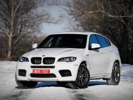 BMW X6 M - No. 3 by Bambr