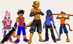The team from the Dreamkeepers Guild by kdrj4402