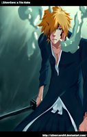 Bleach 420 - Ichigo by SilverCore94