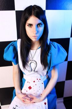 Alice Liddell by Lawly by lawly-caterpillar