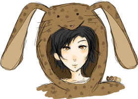 Bunny Boy by Vuix