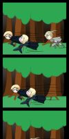 Claymore - The Chase by AiZhaoDao