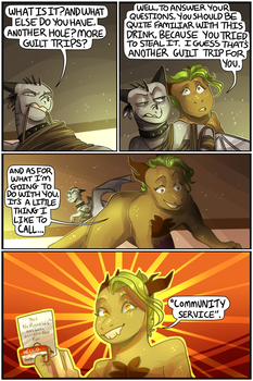 Silver Wolf Chapter 7 Page 11 by nutellarella