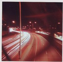 Traffic Long Exposure by cuteartchick509