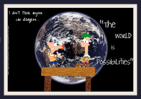 The World is Possibilities by Camalla