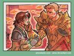 PSC - Alistair and Tabris 3 by aimo