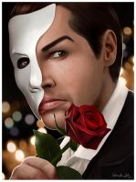The Phantom Of The Opera -  Hugh Panaro by Sheridan-J