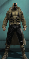 Bane (DC Universe Online) by Macgyver75