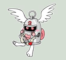 Lucky -Cupid Ver.- by rooteh