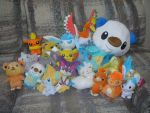 Poke'Plush Collection by StarGazingKitten