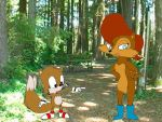 Sally and Tails: Facts of Life by Trey-Vore