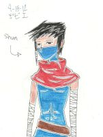 Shun...assassin by nebotte35