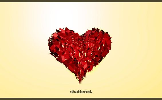 Shattered. by vik-west