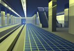 3D subway by Kevin6493