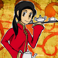 APH: Chinese tea by Siornaii
