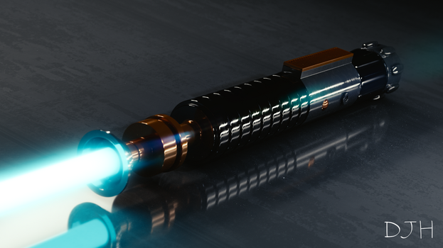 ''An elegant weapon, for a more civilized age'' by djohnhudd