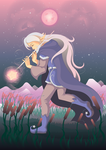 Tinfang Warble's song of the stars by SmilingOfTheHealer