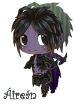 Chibi Airean by Daeshagoddess