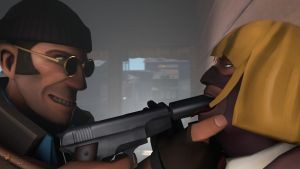 SFM Poster: The Professional -Dirty Edition- by PatrickJr