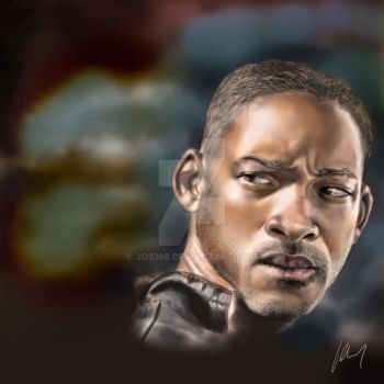 Will Smith - I am Legend by JD3366