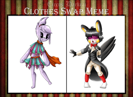 Clothes SwEAAp Meme by Terastrial-Sprout