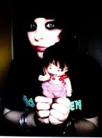 Dummy..Behind The Doll's by MotleyChloe