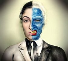 Two Face by XxXTABSXxX