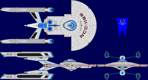 USS Percival Refit Multi-View by captshade