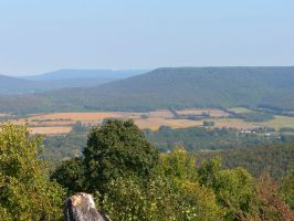 Looking off High Bluff Road 5 by Sphinx47