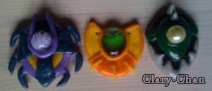 Huntik Amulets1 by Clary-chan