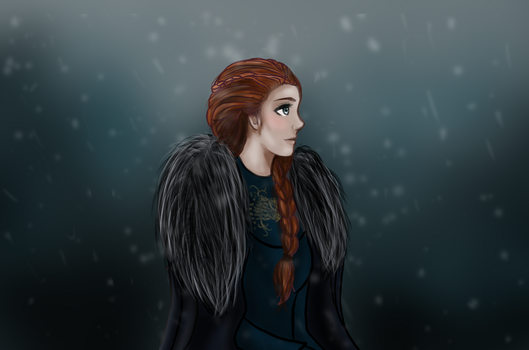Sansa Stark by meganim
