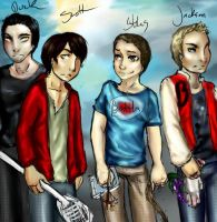 Ithadtobedone TeenWolf by birdswii