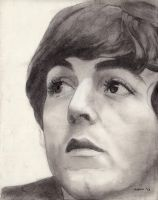 Paul McCartney by GlennD1961