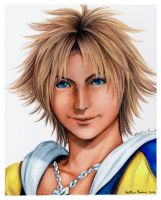 Tidus by Anadia-Chan