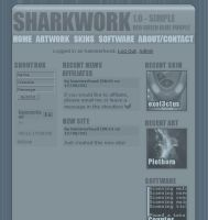 sharkwork.net by kabir-dc