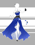 .::Outfit Adoptable 32(OPEN)::. by Scarlett-Knight
