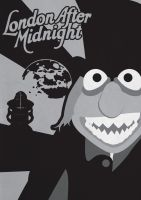 London After Midnight - Muppet Monster Posters S2 by Gr8Gonzo