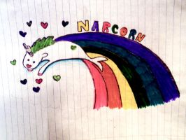 Narcorn by infectedNcontagious