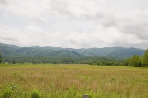 Smokey Mountains 04 by FairieGoodMother