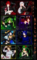 Xionic Madness Halloween by DindaNda