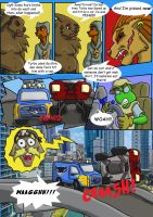 Sly Cooper: Thief of Virtue Page 32 by ConnorDavidson