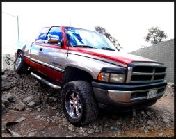 Dodge RAM VI by jamyankovich