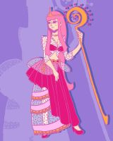 Princess Bubblegum by RebekahByland