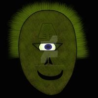 Earth Cyclops Mask by Sir-William-Drake