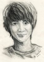 Taemin of SHINee by SakuTori